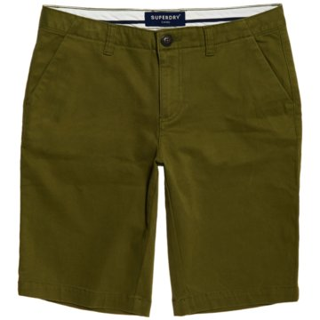 Superdry Shorts oliv