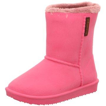 Bockstiegel Winterstiefel pink