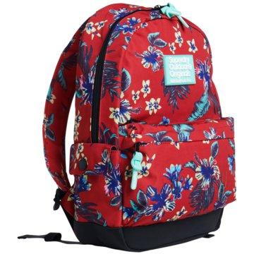 Superdry Taschen Damen rot