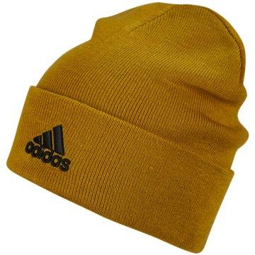 adidas Hüte, Mützen & Co. gold