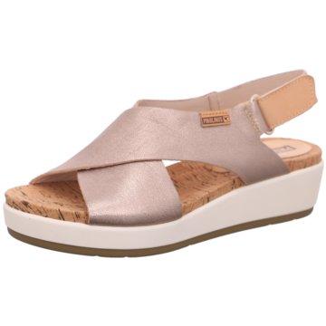Pikolinos Sandale beige