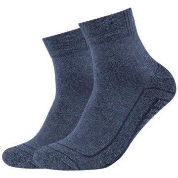 Skechers Socken blau