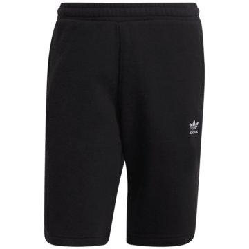adidas JogginghosenAdicolor Essentials Trefoil Shorts schwarz