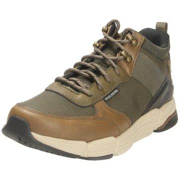 Skechers Sneaker High braun
