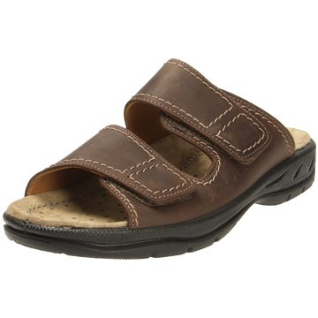 Jomos Komfort Sandale braun