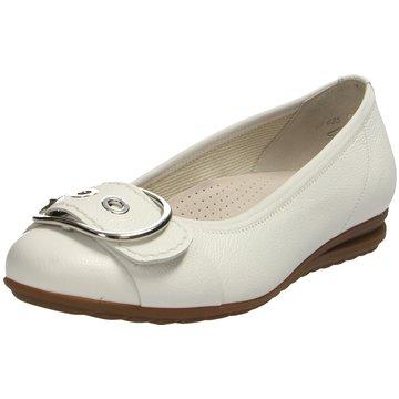 Gabor comfort Klassischer BallerinaBallerina weiß