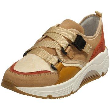Alpe Woman Shoes Top Trends Sneaker beige