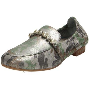 Maripé Komfort Slipper grün