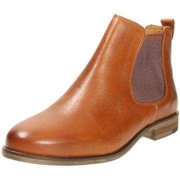 Apple of Eden Chelsea Boot braun