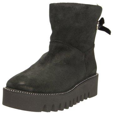 Alpe Woman Shoes Winterboot schwarz