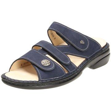 FinnComfort Komfort PantoletteVentura-S blau