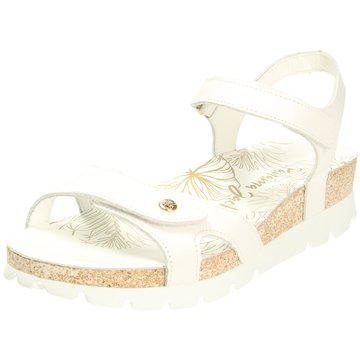 Panama Jack Komfort SandaleSulia Colors weiß