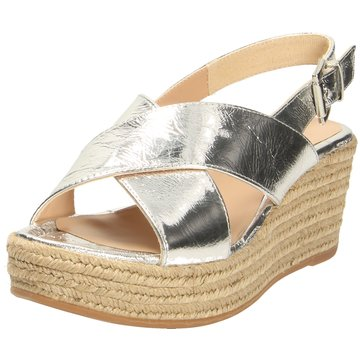Unisa Top Trends Sandaletten silber