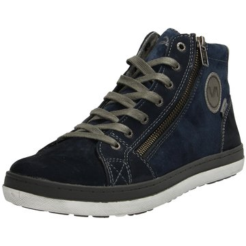 Vado Sneaker HighSindy schwarz