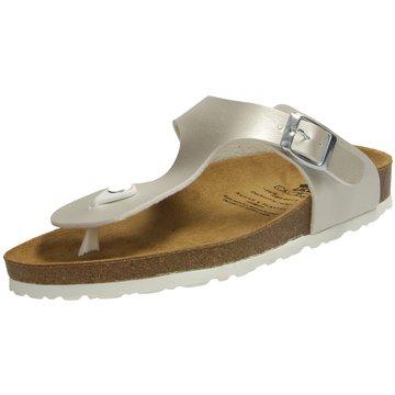 Lico Offene Schuhe grau