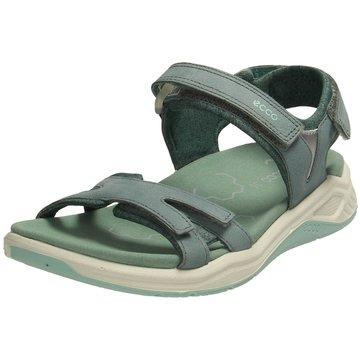 Ecco Offene Schuhe grün