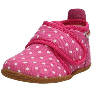 Giesswein Kleinkinder MädchenStans -Slim Fit pink