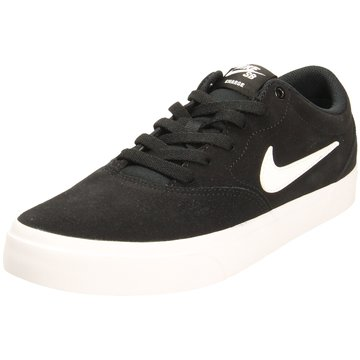 Nike Sneaker LowSB CHARGE SUEDE - CT3463-001 schwarz