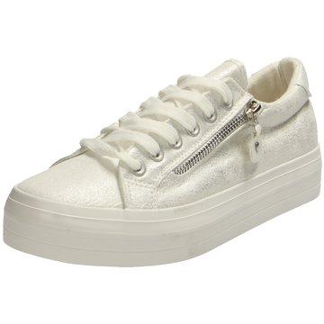 Idana Plateau Sneaker grau