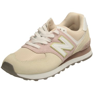 New Balance Sneaker LowWL574 B - 823851-50 beige