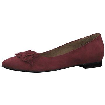 2017 Sommer Damen Schuhe rosa Klassische Ballerinas flach