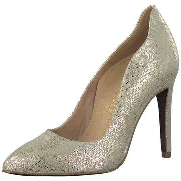Tamaris Top Trends High Heels gold