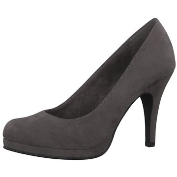 Tamaris Plateau Pumps grau