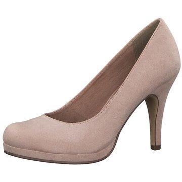 Tamaris Top Trends Pumps rosa