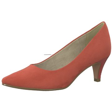 Tamaris Damen klassische Pumps Rot