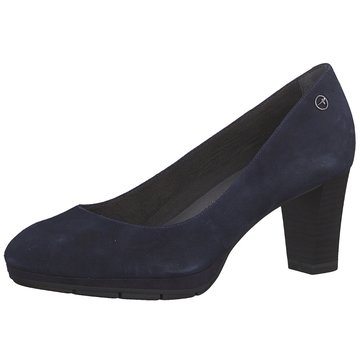 Tamaris Damen Pumps Da. Pumps 1 1 22494 22 888 blau 601861