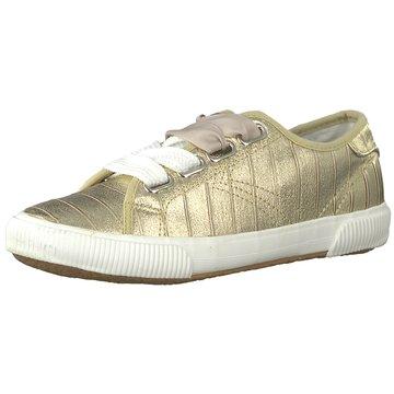 Tamaris Sneaker Low gold