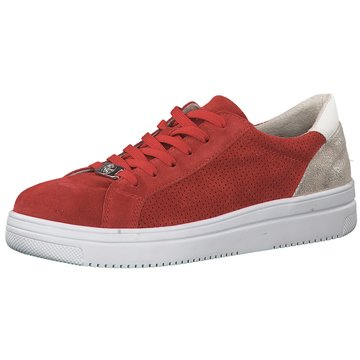 Tamaris Sneaker LowGreca rot
