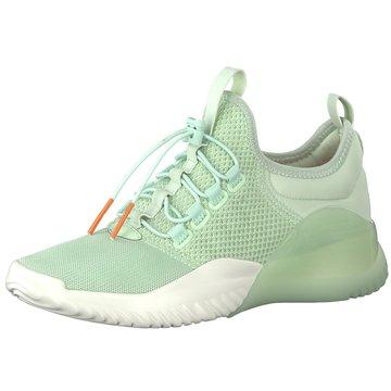 Tamaris Sportlicher SchnürschuhSneaker grün