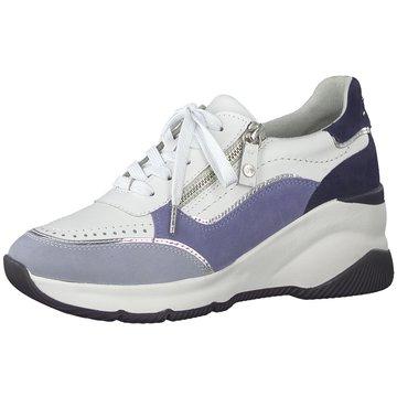 Tamaris Sneaker WedgesSneaker blau