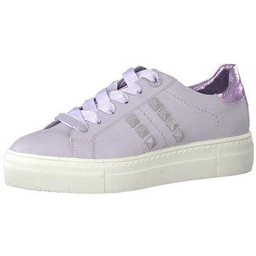 Tamaris Plateau Sneaker lila