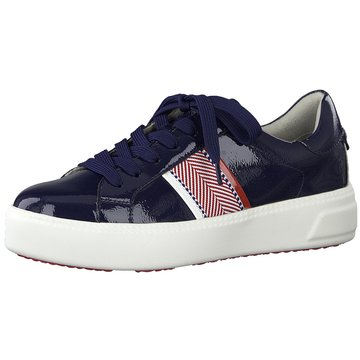 Tamaris Top Trends Sneaker blau