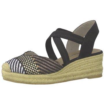 Tamaris Espadrilles Sandalen für Damen online kaufen |