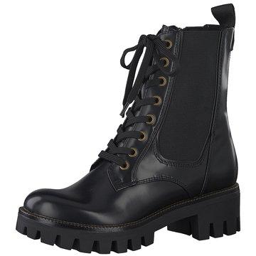 Tamaris BootsDa.-Stiefel schwarz