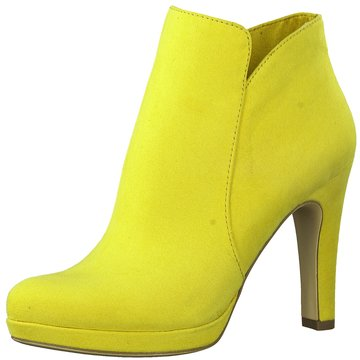 Tamaris Ankle Boot gelb