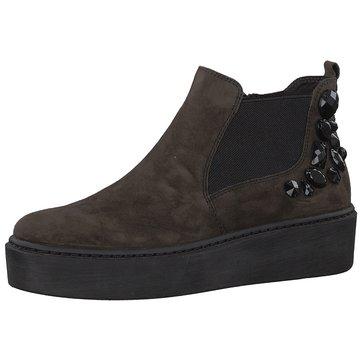 Tamaris Boots oliv