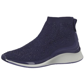 Tamaris Sneaker High blau