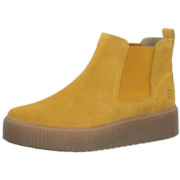 Tamaris Chelsea Boot gelb