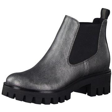 Tamaris Boots silber