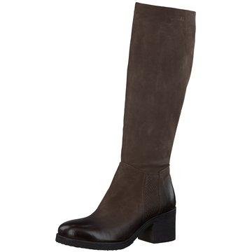 Tamaris Klassischer Stiefel braun