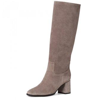 Tamaris Klassischer Stiefel grau