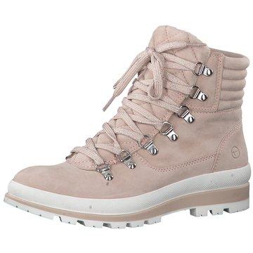 Tamaris Boots rosa