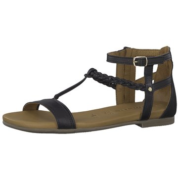 Tamaris Top Trends SandalettenSandale schwarz