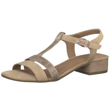 Tamaris Sandale beige