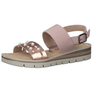 Tamaris Sale - Sandalen für Damen reduziert online kaufen   schuhe.de 757b17d906