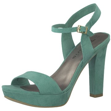 Tamaris Sandalette grün